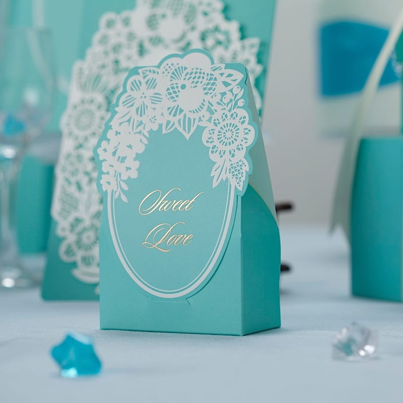 Tiffany Sweet Love Gift Box Misty Daydream