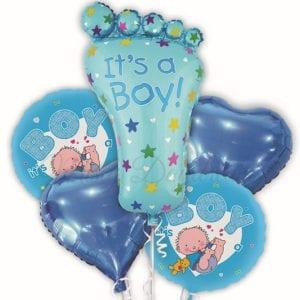 Baby-Boy-Foot-Set
