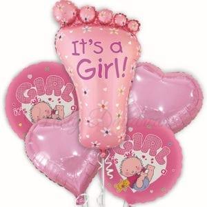 Baby-Girl-Foot-Set