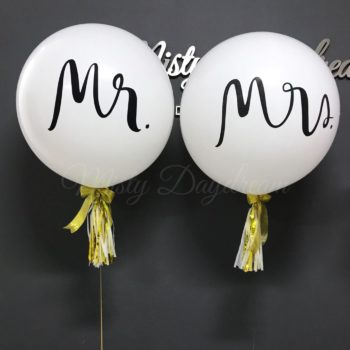 36 inch personalize balloons
