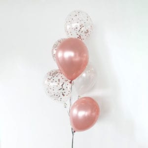 Colour Of Balloons Will Match With Overall