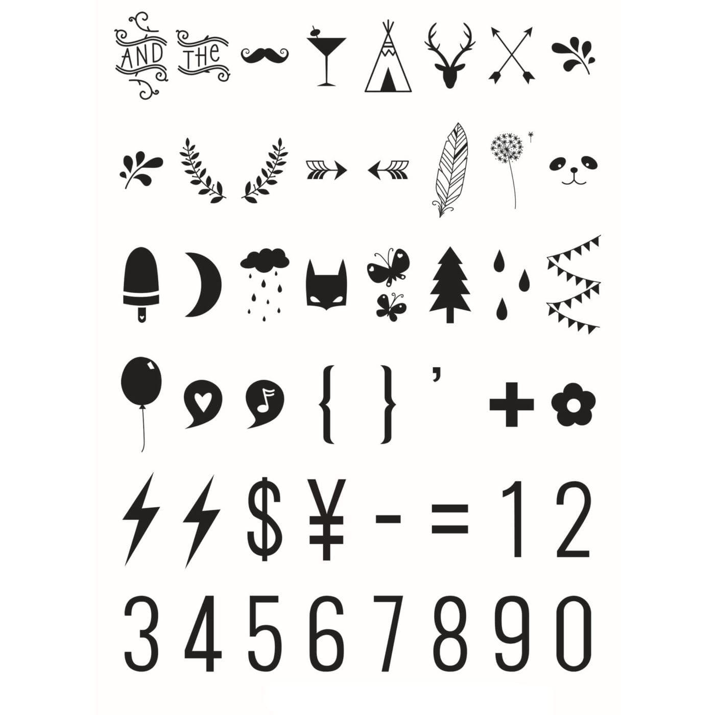 Basic Plus Set (48 cards)