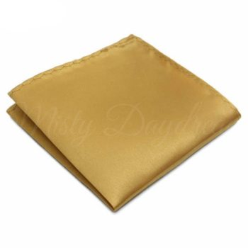 Champagne Pocket Square