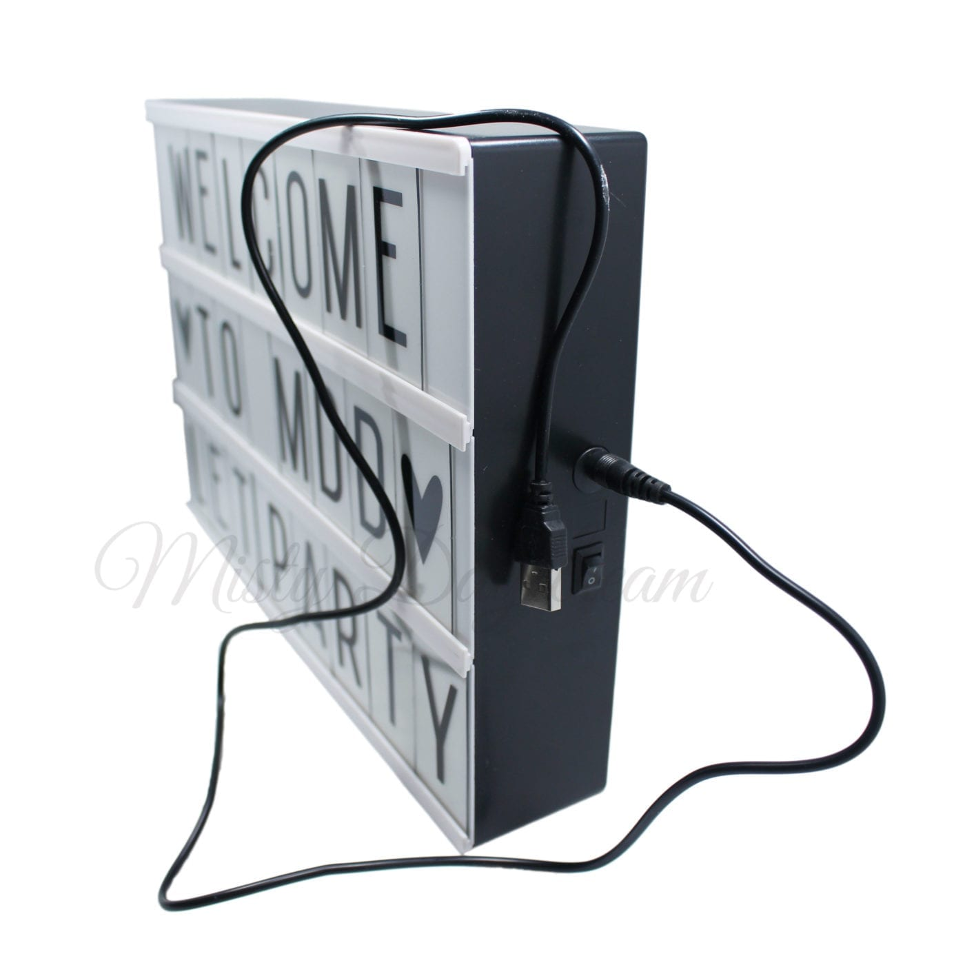 it own cinema box pin pinterest light message up your lighting spell