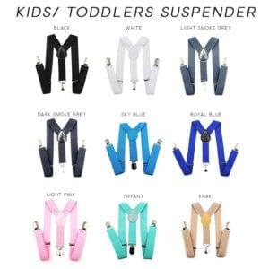 Kids/ Toddlers Suspender