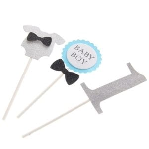 Lovely-BABY-BOY-1st-Birthday-Clothing-Design-Celebrating-Party-Cake-Topper-Girl-S-Wedding-Party-Kids