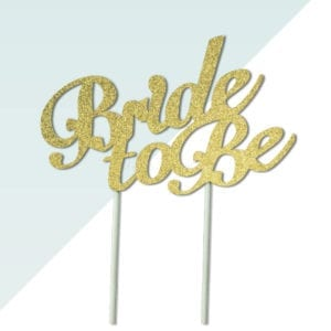 bride-to-be-gold