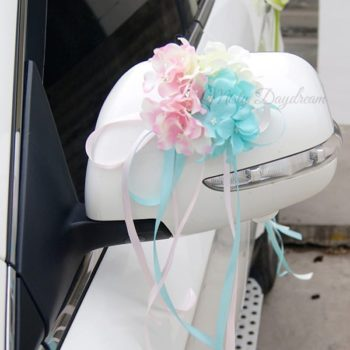 Wedding Car Ribbon