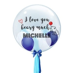 Personalized balloons
