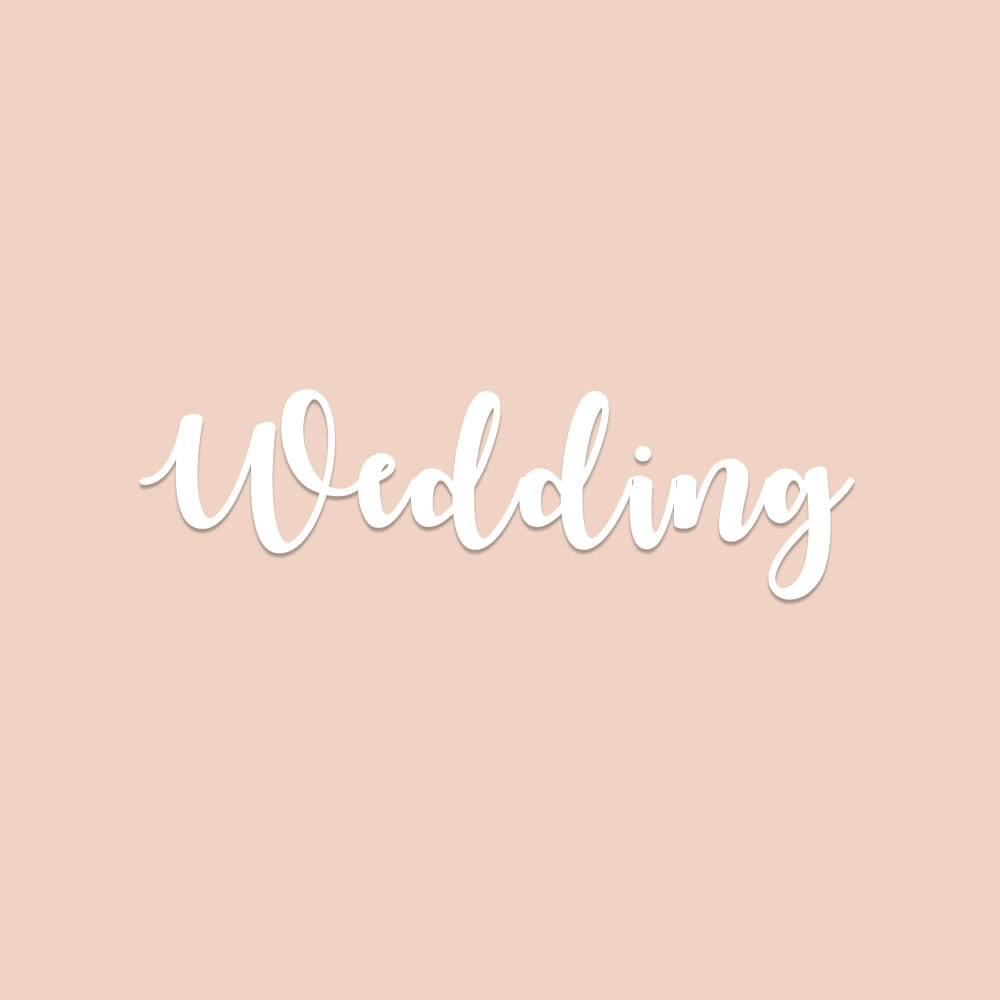 Category-wedding