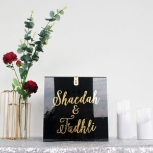 wishing box – black 1