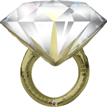 Jumbo Diamond Ring