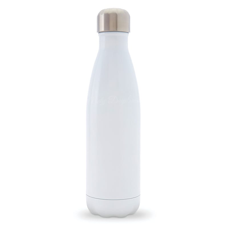 1b37b2534e Home / Customised Items / Personalized Gifts / Bottles / [Personalised/  Plain] Insulated Stainless Steel Bottle – White