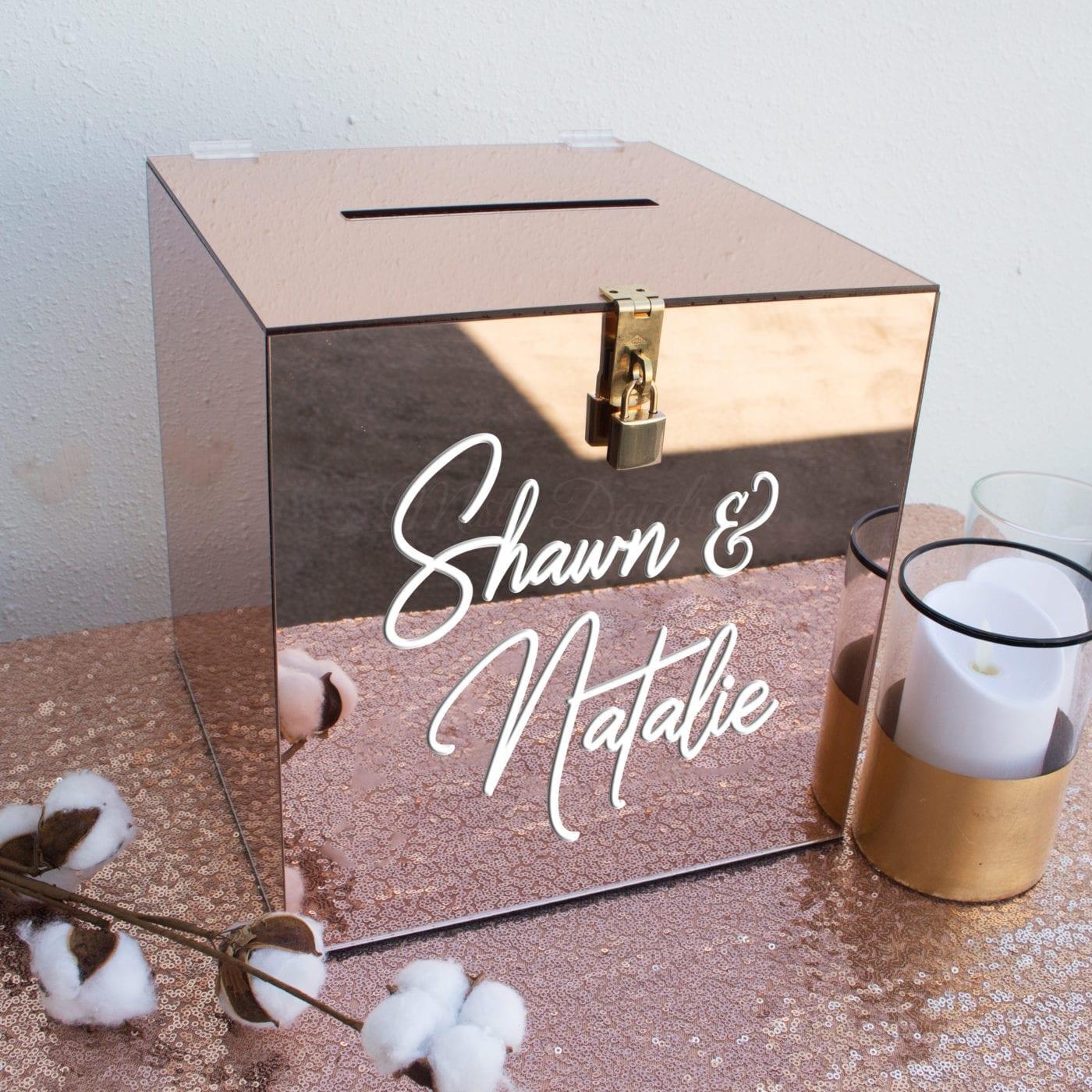 Wedding Box: Wishing Well / Ang Bao Box