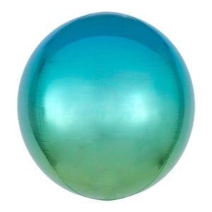 Blue & Green Gradient