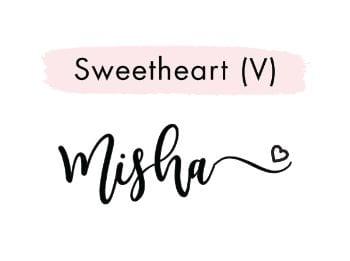 Sweetheart (V)
