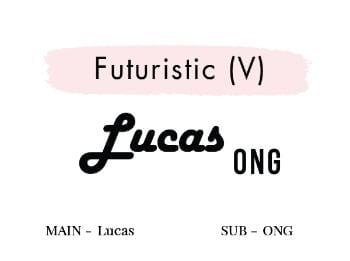 Futuristic (V)