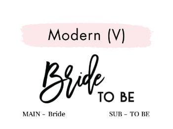 Modern (V)