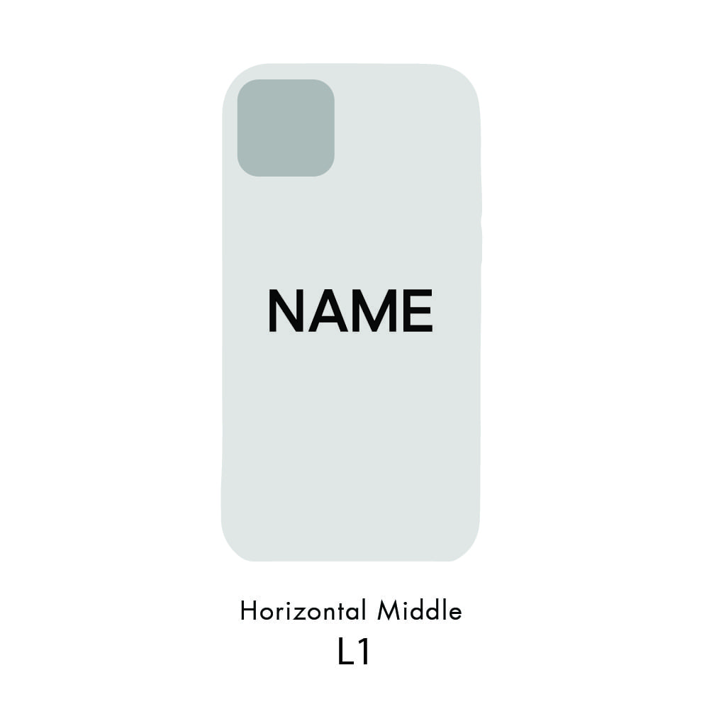 L1- Horizontal Middle