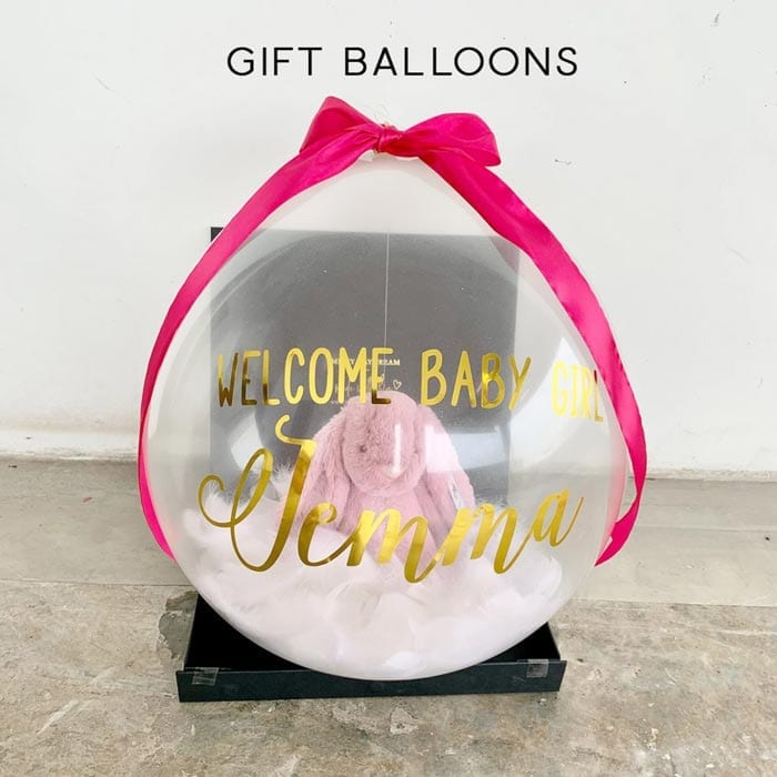 Jellycat Gift Balloons